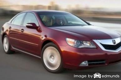 Insurance for Acura RL
