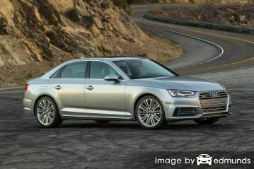 Insurance for Audi A4