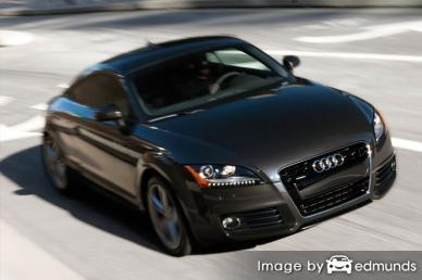 Insurance quote for Audi TT in Cleveland
