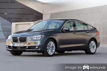Insurance for BMW 535i