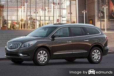 Insurance quote for Buick Enclave in Cleveland