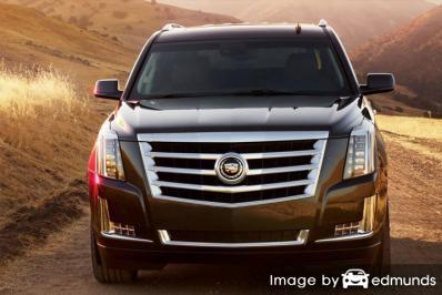 Insurance quote for Cadillac Escalade in Cleveland