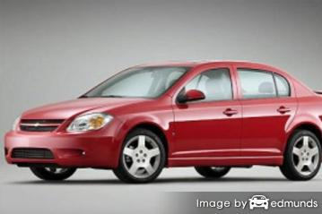 Insurance rates Chevy Cobalt in Cleveland