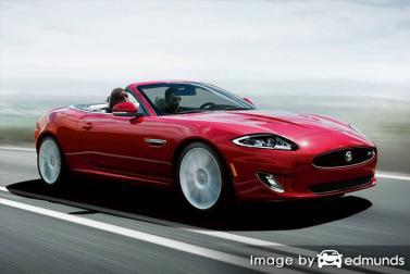 Insurance quote for Jaguar XK in Cleveland