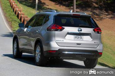 Insurance quote for Nissan Rogue in Cleveland