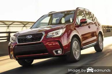 Insurance for Subaru Forester